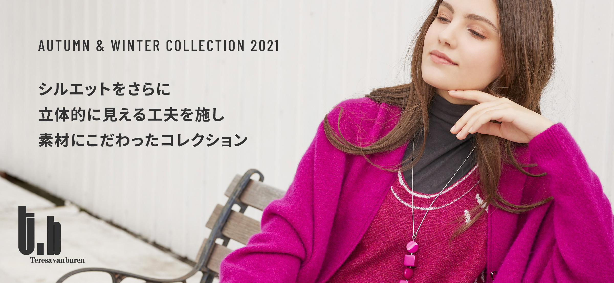 t.b AUTUMN & WINTER COLLECTION 2021